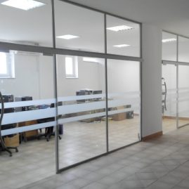 Glass Doors & Partition Walls